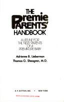 The premie parents' handbook