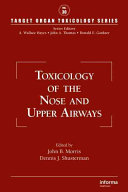 Toxicology Of The Nose And Upper Airways Book PDF