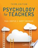 Psychology for Teachers Book