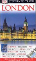 image of book cover of London travel guide
