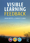 Visible Learning: Feedback Pdf/ePub eBook