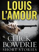 The Chick Bowdrie Short Stories Bundle ebook