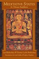 Meditative States In Tibetan Buddhism PDF