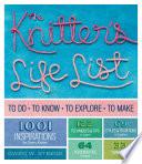 The Knitter s Life List