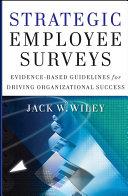 Strategic Employee Surveys