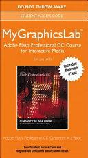 Mylab Graphics Adobe Flash Professional CC Course Access Card