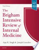 The Brigham Intensive Review of Internal Medicine E Book Book