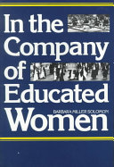 In The Company Of Educated Women Book PDF