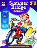 Summer Bridge Activities Grades 2 3