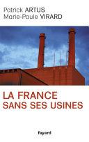 Pdf La France sans ses usines Telecharger