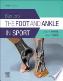 Baxter s The Foot and Ankle in Sport
