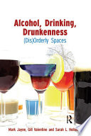 Alcohol  Drinking  Drunkenness Book
