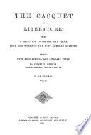 The casquet of literature Book
