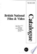 British National Film & Video Catalogue