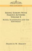 Pdf Seeing Europe with Famous Authors Telecharger