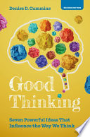link to Good thinking : seven powerful ideas that influence the way we think in the TCC library catalog