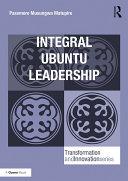 Pdf Integral Ubuntu Leadership Telecharger
