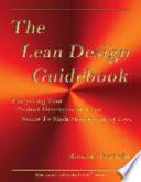The Lean Design Guidebook Book PDF