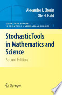 Stochastic Tools In Mathematics And Science Book PDF
