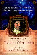 Descartes s Secret Notebook