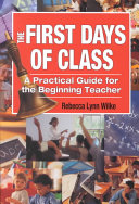 Pdf The First Days of Class