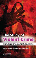 the study of violent crime roberson cliff mire scott