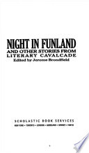 Night in Funland And Other Stories From Literary Cavalcade