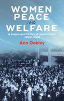 Pdf Women, peace and welfare