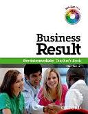 Business Result DVD Edition: Pre-Intermediate: Teacher's Book Pack