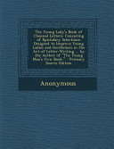 The Young Lady s Book of Classical Letters