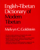 Pdf English-Tibetan Dictionary of Modern Tibetan