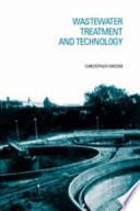 Wastewater Treatment and Technology