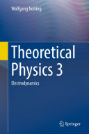 Theoretical Physics 3