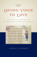 Pdf Giving Voice to Love Telecharger