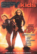 Spy Kids Activity Book