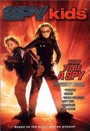 Spy Kids Activity Book