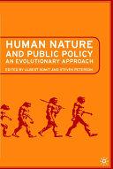 Human Nature and Public Policy Pdf/ePub eBook