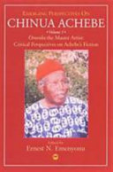 Emerging Perspectives on Chinua Achebe ebook