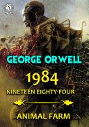 1984. Nineteen Eighty-Four. Animal farm Pdf/ePub eBook