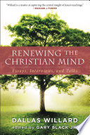 Renewing The Christian Mind Book