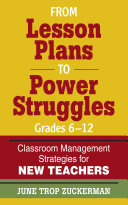 From Lesson Plans to Power Struggles, Grades 6–12