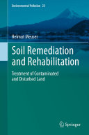 Pdf Soil Remediation and Rehabilitation Telecharger
