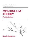 Continuum Theory