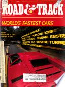 Road & Track  , Band 36,Ausgaben 1-6