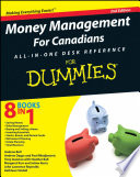 Money Management For Canadians All in One Desk Reference For Dummies