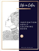 INSPIRATION ADULT COLORING BOOK  Book 2