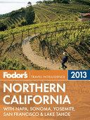 Fodor's Northern California 2013