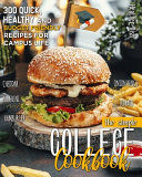 The Simple College Cookbook