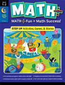 MATH PLUS: Step Up, Grade 1–2, eBook