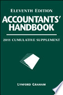 Accountants' Handbook, 2011 Cumulative Supplement